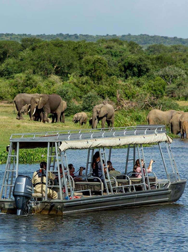 Boat Ride Safaris in Uganda and Rwanda